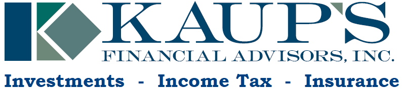 KAUP'S FINANCIAL ADVISORS, INC